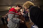 28.1.2013, Berlin, Jüdisches Gemeindehaus. Spendenveranstaltung der Initiative 27.Januar. Holocaust Überlebende Tova Adler.