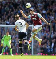 West Ham Utd v Tottenham Hotspur 03-May-2014