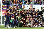 FC Barcelona's player  during Spanish Kings Cup Final match. May 22,2016. (ALTERPHOTOS/Rodrigo Jimenez)