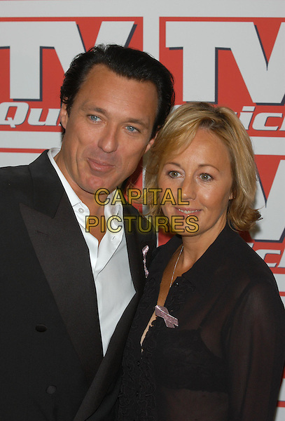 MARTIN KEMP & WIFE.TV Quick Awards.Dorchester Hotel.www.capitalpictures.com.sales@capitalpictures.com.©Capital Pictures