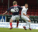 16/09/2006        Copyright Pic: James Stewart.File Name : sct_jspa21_falkirk_v_aberdeen.ABERDEEN'S BARRY NICHOLSON AND FALKIRK'S DARREM BARR....Payments to :.James Stewart Photo Agency 19 Carronlea Drive, Falkirk. FK2 8DN      Vat Reg No. 607 6932 25.Office     : +44 (0)1324 570906     .Mobile   : +44 (0)7721 416997.Fax         : +44 (0)1324 570906.E-mail  :  jim@jspa.co.uk.If you require further information then contact Jim Stewart on any of the numbers above.........