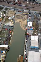 Steinwerder Hafen: EUROPA, DEUTSCHLAND, HAMBURG 07.02.2016 Steinwerder Hafen
