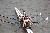 Crew: 164  Reading University Boat Club - W 2x Championship<br /> <br /> Pairs Head 2019<br /> <br /> To purchase this photo, or to see pricing information for Prints and Downloads, click the blue 'Add to Cart' button at the top-right of the page.