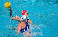 Stanford, CA.  Saturday, April 4, 2015: Women's Water Polo. Stanford vs San Jose State