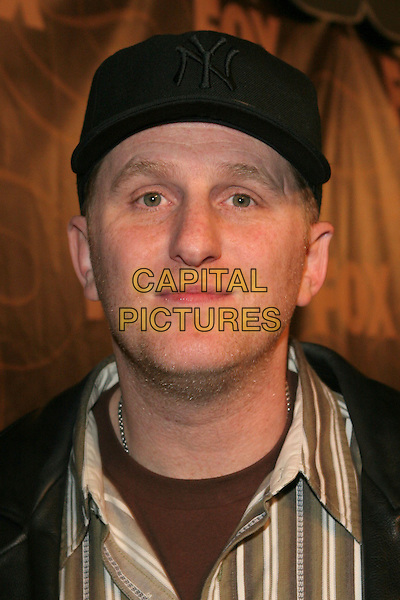 MICHAEL RAPAPORT.FOX January 2006 TCA Party held at Citizen Smith, Hollywood, California..January 17th, 2006.Photo: Zach Lipp/AdMedia/Capital Pictures.Ref: ZL/ADM.headshot portrait hat.www.capitalpictures.com.sales@capitalpictures.com.© Capital Pictures.