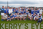 Annual: Players Taking part in the annual Kerins ORahillys Football Blitz on Tuesday ..