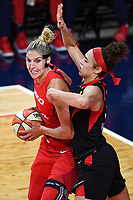 WNBA: Las Vegas Aces at Washington Mystics