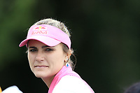 Lexi Thompson (USA) at the par3 5th tee during Wednesday's Pro-Am Day of The Evian Championship 2017, the final Major of the ladies season, held at Evian Resort Golf Club, Evian-les-Bains, France. 13th September 2017.<br /> Picture: Eoin Clarke | Golffile<br /> <br /> <br /> All photos usage must carry mandatory copyright credit (&copy; Golffile | Eoin Clarke)