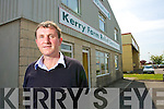 Donal Broderick of Kerry Farm relief services, Castleisland.