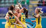 Day 05 Women Australia v Belgium