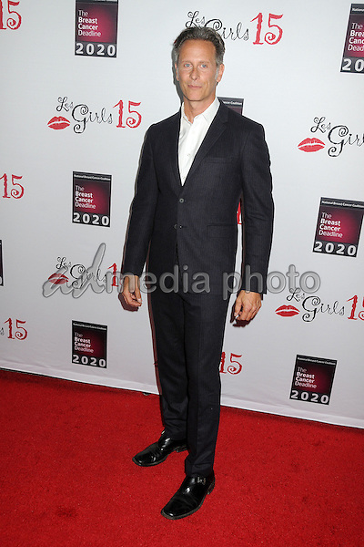 11 October 2015 - Hollywood, California - Steven Weber. 15th Annual Les Girls Cabaret held at Avalon. Photo Credit: Byron Purvis/AdMedia