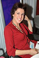 Montreal (Quebec) CANADA - Nov 21 2009 -Salon du Livre 2009 : DJEMILA BENHABIB - Ma vie à contre Coran