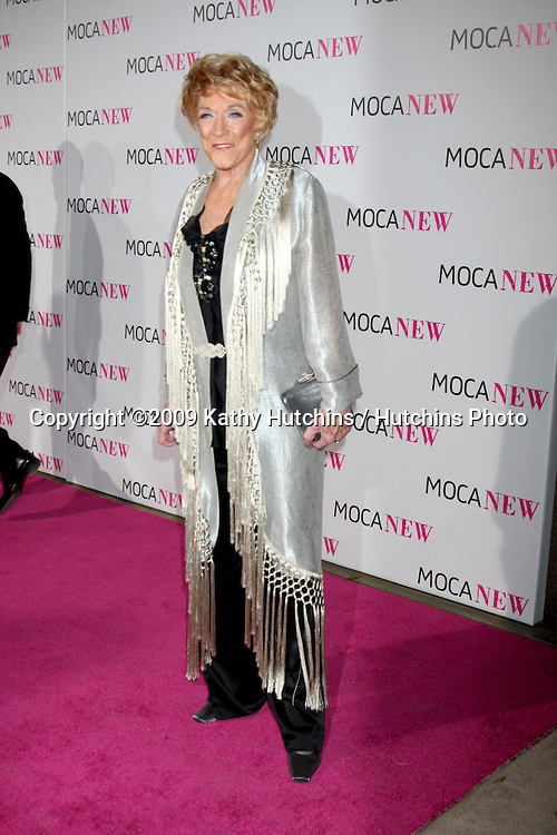 Jeanne Cooper.arriving at the Museum of Contemporary Art, Los Angeles 30th Anniversary Gala.MOCA Grand Avenue.Los Angeles,  CA.November 14, 2009.©2009 Kathy Hutchins / Hutchins Photo.