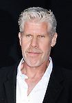 """Actor Ron Perlman arrives at the 2008 Los Angeles Film Festival's """"HellBoy: II The Golden Army"""" Premiere at the Mann Village Westwood Theater on June 28, 2008 in Westwood, California."""