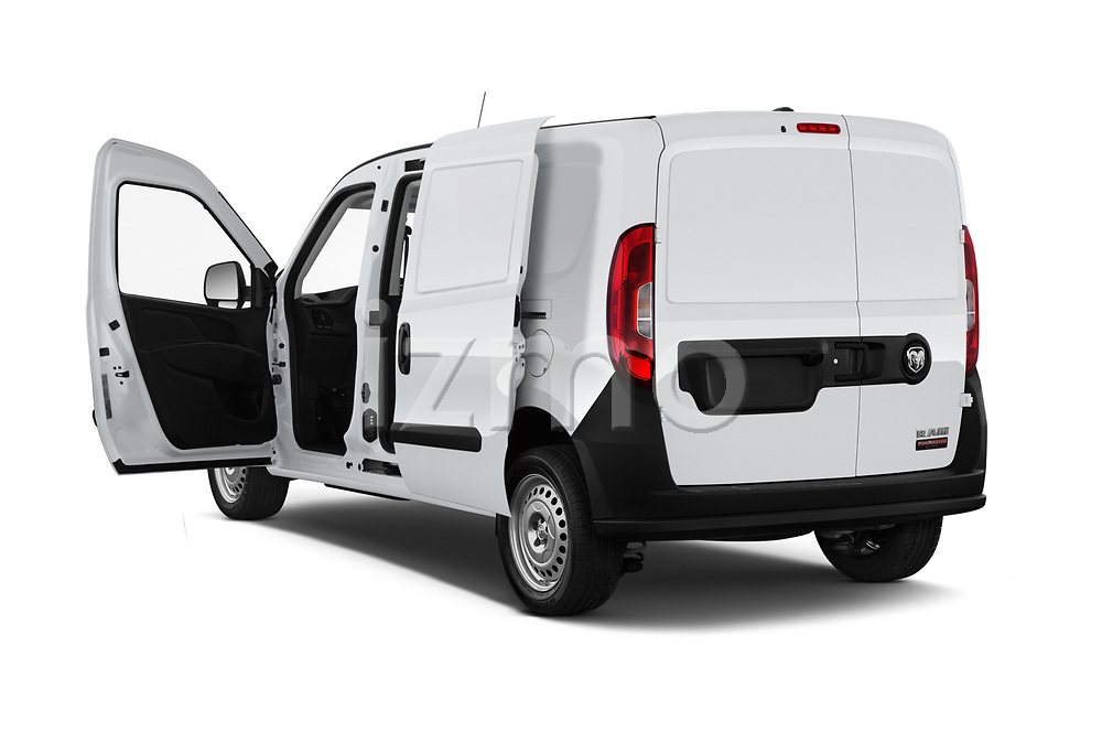 Car images of 2019 Ram Promaster-City Tradesman 5 Door Car Van Doors