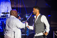 LAS VEGAS, NV - October 10:  CeeLo Green and Eric Benet pictured at CeeLo Green & Friends at Planet Hollywood Resort & Casino on October 10, 2012 in Las Vegas, Nevada.© Kabik/ Starlitepics / MediaPunch Inc. /NortePhotoAgency