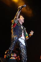 The Mexican rock band El Tri of Mexico during his presentation at the Rockampeonato Telcel 2013.Photo ® ©:LuisGutierrez<br /> <br /> La banda  de Rock mexicana el Tri de Mexico durante su presentación en el Rockampeonato Telcel 2013.