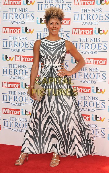 Zoe Williams at the NHS Heroes Awards 2018, London Hilton on Park Lane Hotel, Park Lane, London, England, UK, on Monday 14 May 2018.<br /> CAP/CAN<br /> &copy;CAN/Capital Pictures
