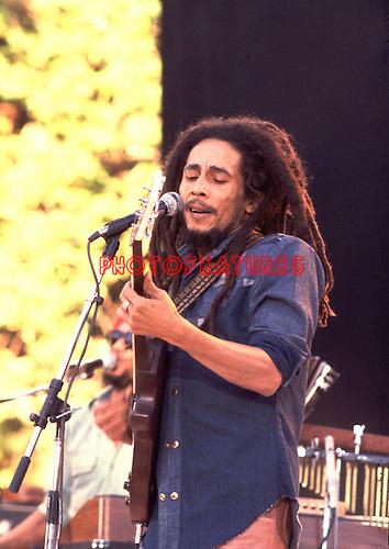 Bob Marley 1979 Santa Barbara..© Chris Walter..