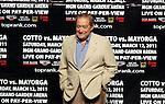 pesaje de Miguel Cotto vs Ricardo Mayorga  en el hotel MGM CASINO