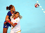 Olympic Games 2012; Handball - Copper Box; Preliminary Round. Spain vs. France