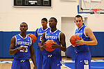 UK Basketball 2011: Photo Day