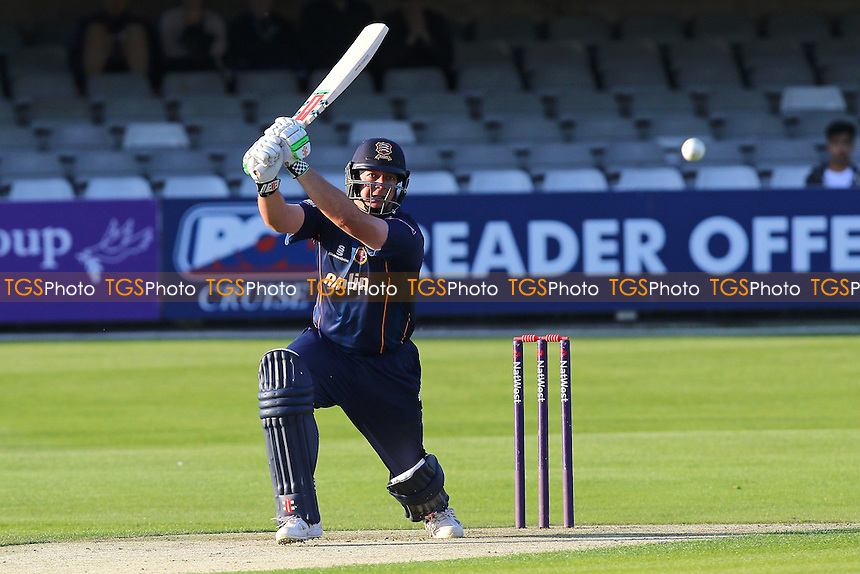 Jesse Ryder hits four runs for the Essex Eagles - Essex Eagles vs SEssex Premier Leagues XI - T20 Cricket Friendly Match at the Essex County Ground, Chelmsford, Essex - 13/05/15 - MANDATORY CREDIT: Gavin Ellis/TGSPHOTO - Self billing applies where appropriate - contact@tgsphoto.co.uk - NO UNPAID USE