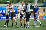 Discovery Bay play Citibank all Stars during Day 3 of the HKFC Citibank International Soccer Sevens 2012 on May 20, 2012 in Hong Kong. Photo by Victor Fraile / The Power of Sport Images for HKFC