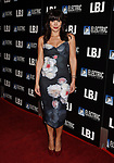 LOS ANGELES, CA - OCTOBER 24: Actress Moniqua Plante arrives at the premiere of Electric Entertainment's 'LBJ' at the Arclight Theatre on October 24, 2017 in Los Angeles, California.