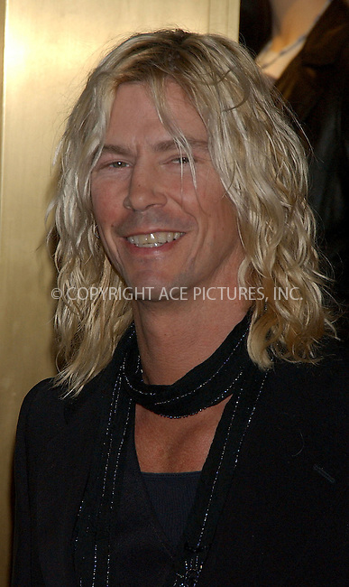 WWW.ACEPIXS.COM . . . . . ....NEW YORK, APRIL 12, 2006....Duff McKagan at the 'Saturn Rocks' Event in Times Square.....Please byline: KRISTIN CALLAHAN - ACEPIXS.COM.. . . . . . ..Ace Pictures, Inc:  ..(212) 243-8787 or (646) 679 0430..e-mail: info@acepixs.com..web: http://www.acepixs.com