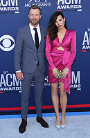 07 April 2019 - Las Vegas, NV - Dierks Bentley, Cassidy Black. 54th Annual ACM Awards Arrivals at MGM Grand Garden Arena. Photo Credit: MJT/AdMedia<br /> CAP/ADM/MJT<br /> &copy; MJT/ADM/Capital Pictures