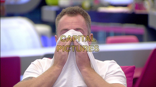 James Jordan<br /> in Celebrity Big Brother - Summer 2014 (Day 2)<br /> *Editorial Use Only*<br /> CAP/NFS<br /> Image supplied by Capital Pictures
