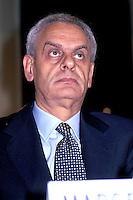 Roma  2003.Marcello Pera, Presidente del Senato