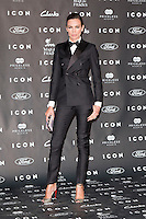 "Nieves Alvarez attends the ""ICON Magazine AWARDS"" Photocall at Italian Consulate in Madrid, Spain. October 1, 2014. (ALTERPHOTOS/Carlos Dafonte) /nortephoto.com"