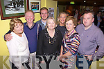 Family and friends of the late Gary McMahon gathered in The Ramble Inn, Abbeyfeale last Friday night for the launch of the Annual Gary McMahon Singing Weekend. L-r: Joan McMahon, Tom McKenna, Rossa McMahon, Mary O'Connor, Treasa McMahon/McAuliffe, Judy McMahon and Tony McAuliffe.
