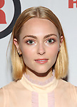 AnnaSophia Robb attends the Opening Night Party for Red Bull Theater's All-Female MAC BETH at Houston Hall on May 19, 2019 in New York City.