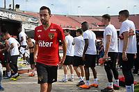 SÃO PAULO, SP, 30.06.2018 - TREINO SÃO PAULO – Nenê do São Paulo durante treino realizado no estádio do Morumbi em São Paulo, neste sabado, 30. (Foto: Levi Bianco/Brazil Photo Press)