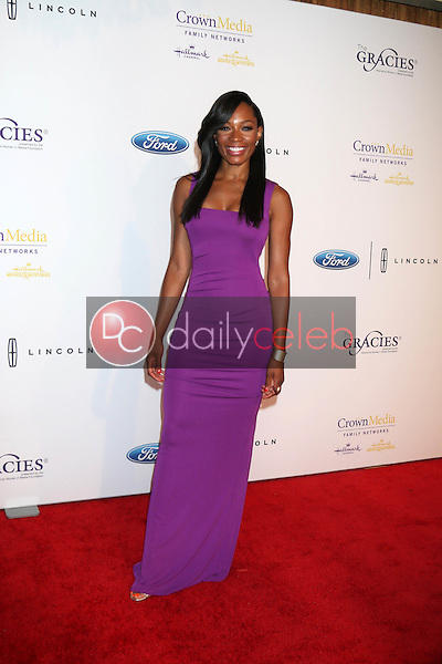 Cari Champion<br /> at the 41st Annual Gracie Awards Gala, Beverly Wilshire Hotel, Beverly Hills, CA 05-24-16<br /> David Edwards/DailyCeleb.com 818-249-4998