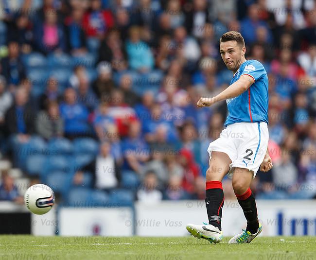 Chris Hegarty, Rangers