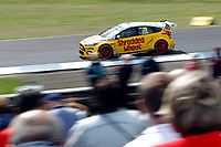 Round 8 of the 2018 British Touring Car Championship.  #20 James Cole. Team Shredded Wheat Racing with Gallagher. Ford Focus RS.