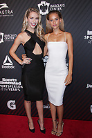 NEW YORK, NY - DECEMBER 5: Kate Bock and Chase Carter at the 2017 Sports Illustrated Sportsperson Of The Year Awards at Barclays Center on December 5, 2017 in New York City. Credit: Diego Corredor/MediaPunch /NortePhoto.com NORTEPHOTOMEXICO
