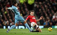 Manchester Utd v West Ham Utd 28-Nov-2012