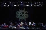 Soundcheck.  Crosby, Stills & Nash at Max-Schmeling-Halle, Berlin, Germany