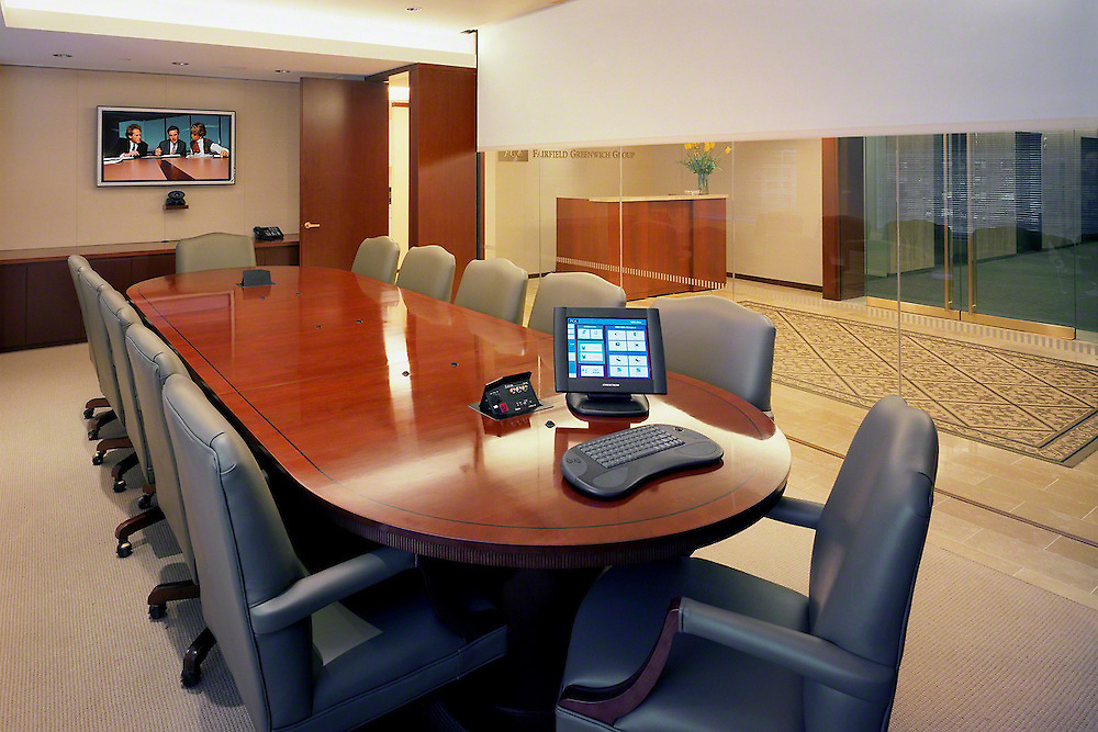 Audio Conferencing With Private Wireless Technology
