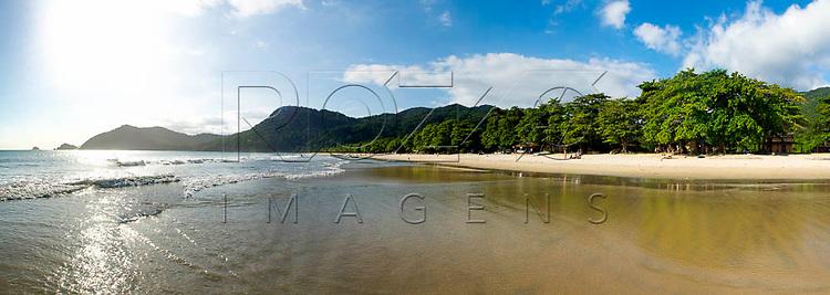 na Praia do Sono, Paraty - RJ, 01/2016.