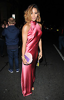 Karen Clifton at the Pride of Britain Awards 2017, Grosvenor House Hotel, Park Lane, London, England, UK, on Monday 30 October 2017.<br /> CAP/CAN<br /> &copy;CAN/Capital Pictures /MediaPunch ***NORTH AND SOUTH AMERICAS ONLY***