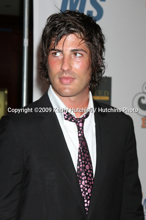 Brandon Davis  arriving at the Rock to Erase MS Gala at the Century Plaza Hotel in Century Ciy , CA  on May 8, 2009.©2009 Kathy Hutchins / Hutchins Photo....                .