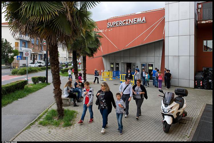 VENARIA REALE - Corso Garibaldi