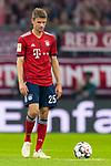 06.10.2018, Allianz Arena, Muenchen, GER, 1.FBL,  FC Bayern Muenchen vs. Borussia Moenchengladbach, DFL regulations prohibit any use of photographs as image sequences and/or quasi-video, im Bild enttaeuscht nach dem 0-2 Thomas M&uuml;ller (FCB #25) <br /> <br />  Foto &copy; nordphoto / Straubmeier