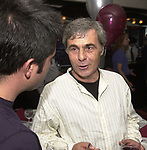 Viorel Florescu, seen attending the retirement party for John Cornell on October 10, 2000. Photo by Jim Peppler. Copyright/Jim Peppler-2000